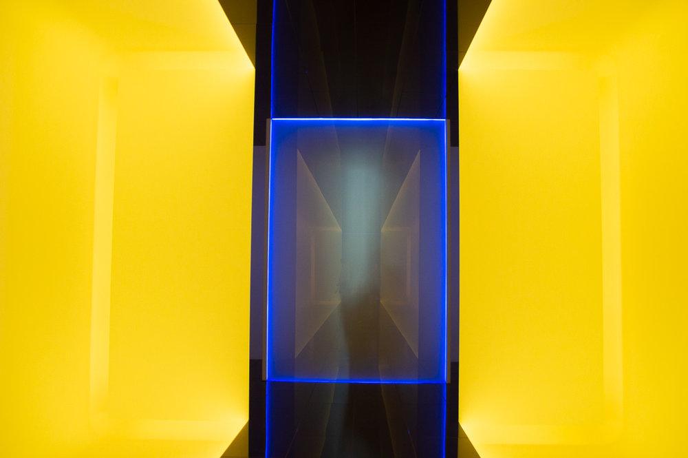 art installation at MONA in Tasmania