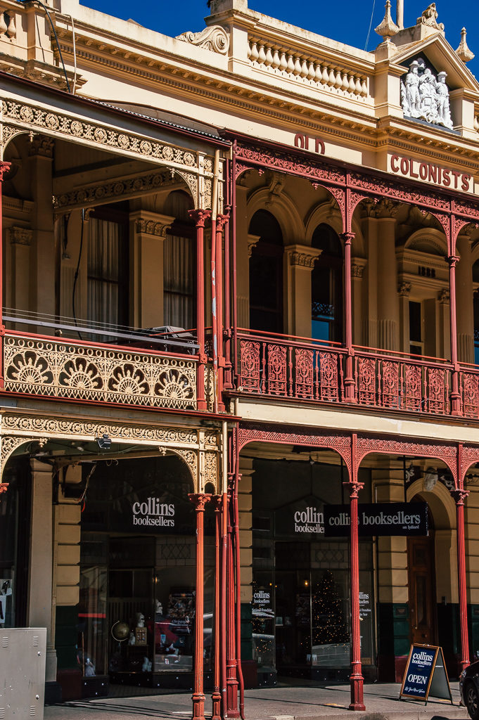 gold mining era buildings australia