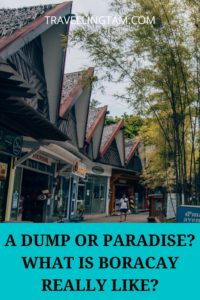 should I go to Boracay in the Philiipines?