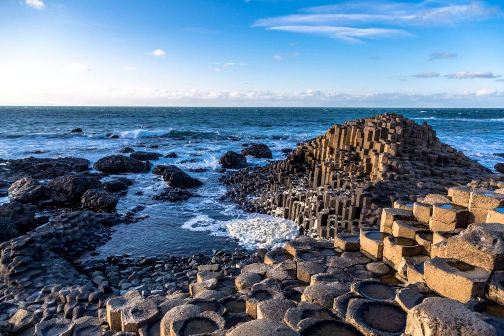 unique rock formations in ireland