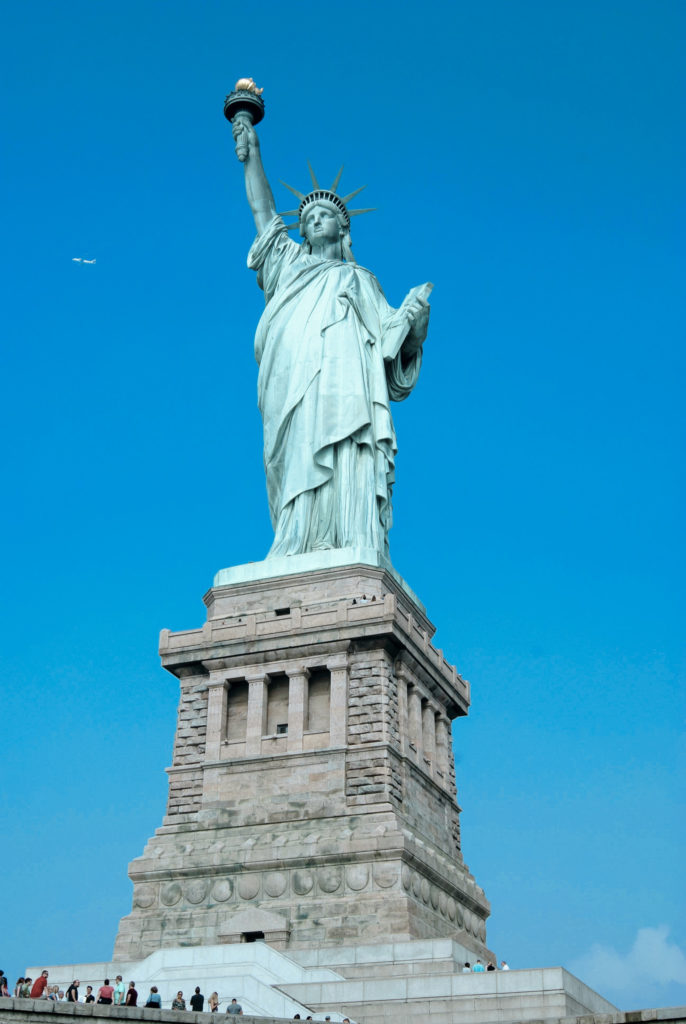 statue of liberty statue in New York