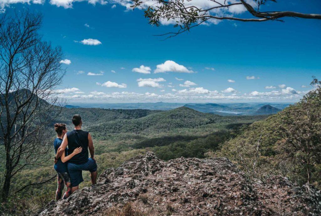 Australia QLD Scenic Rim Trail