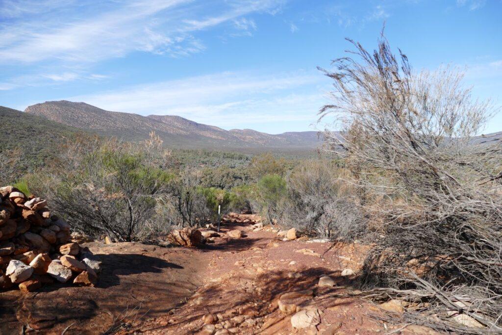 Wilpena Pound Walks flinders ranges