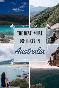 the top hikes across Australia
