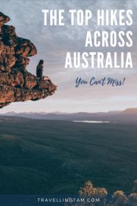 the top hikes across australia bucket list ideas