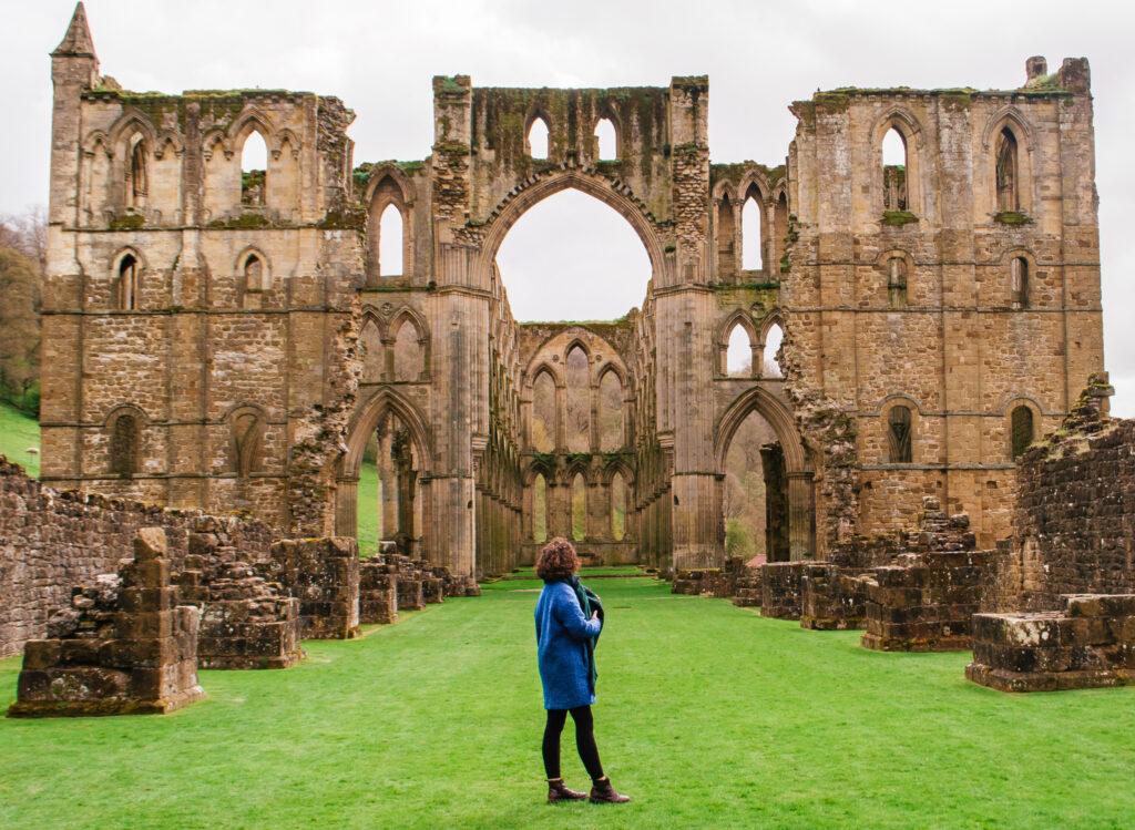 A day trip to Rievaulx Abbey