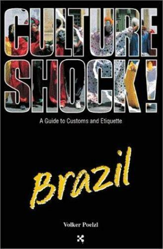 front cover of culture shock brazil book