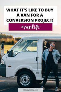 ford econovan short wheel base van living conversion