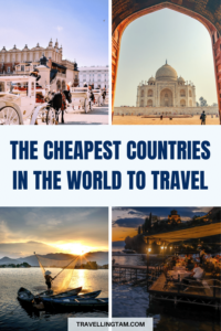 cheapest countries to travel in the world