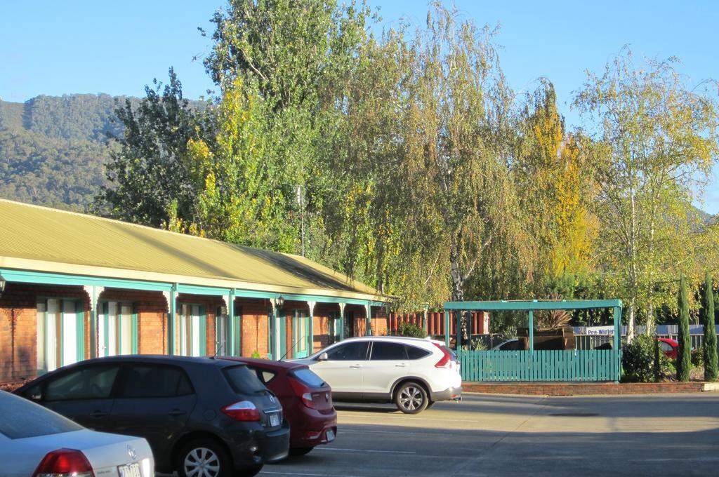 snowgum motel in Mount Beauty